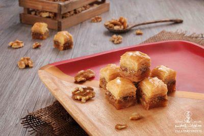 Baklava Walnuts