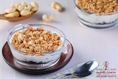 Caramel peanut Delight (Snickers) - Cup