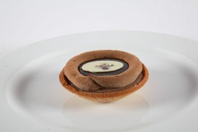 Chocolate Tart - Piece
