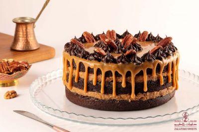 Coconut German Chocolate Cake