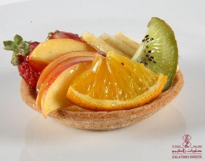 Fruit Tart - Piece