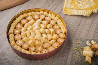 Assorted Sweets - Golden