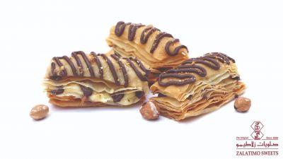 Rolls with Nutella & Custrad