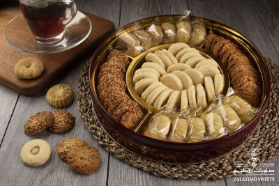 Tea Cookies Assortments